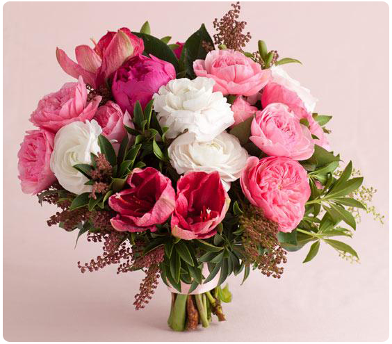 peony bouquet -photo from google
